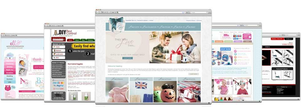 bespoke ecommerce design
