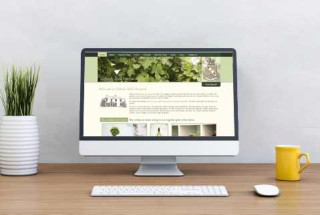 Ecommerce Website Design - Giffords Hall Vineyard