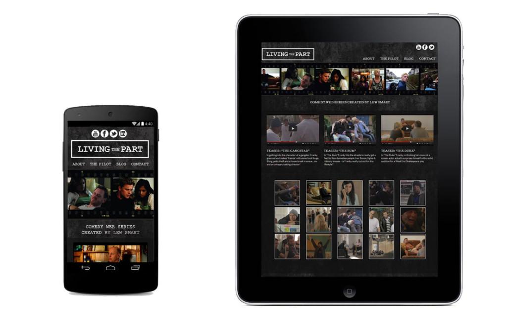 Mobile Responsive WordPress Website