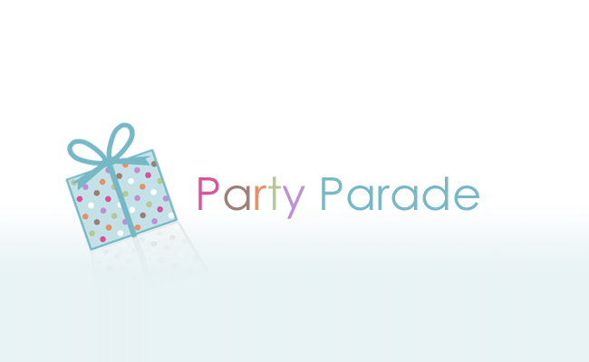Logo Design Cornwall -Party Parade