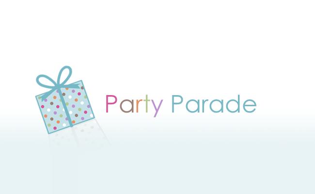 Logo Design Cornwall -Party Parade