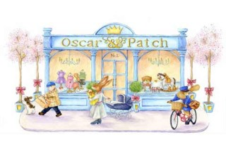 Ecommerce website Cornwall - Oscar & Patch