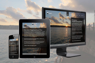WordPress Website Design Penzance - PZNP
