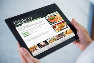 Mobile Responsive Ecommerce - Surrey Hills Cookery School